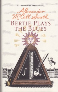 Bertie plays