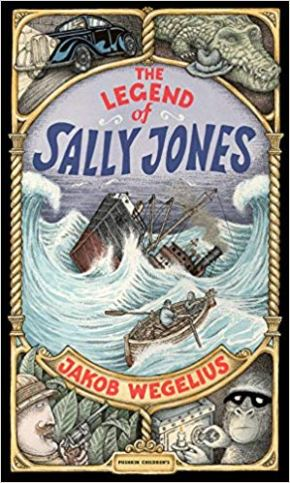 legend of sally jones
