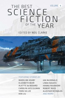 Best Science Fiction of Year vol4
